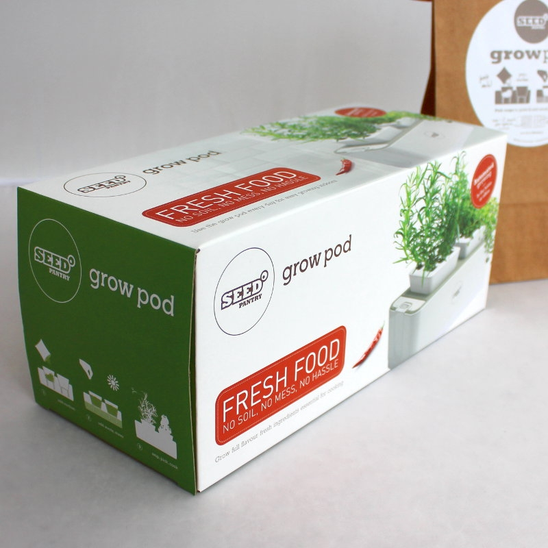 Seed Pantry Grow Pod Seed Kit
