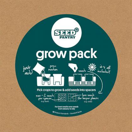 Starter grow pack